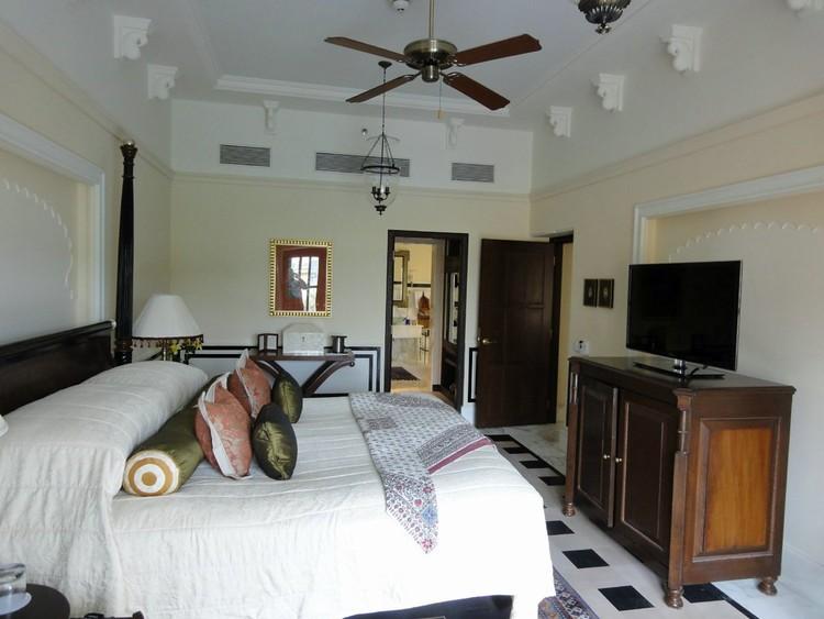 Отель Oberoi Udaivilas в Удайпуре