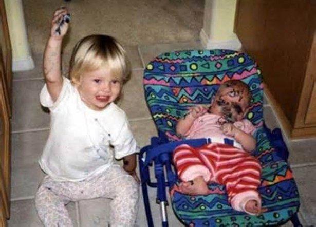 Дети, которые умеют хорошо провести время