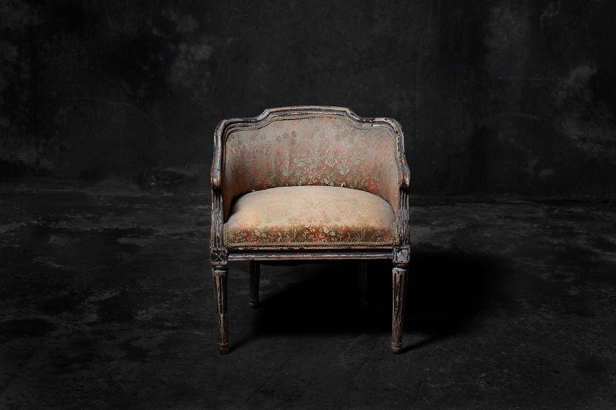 Если бы кресла были людьми