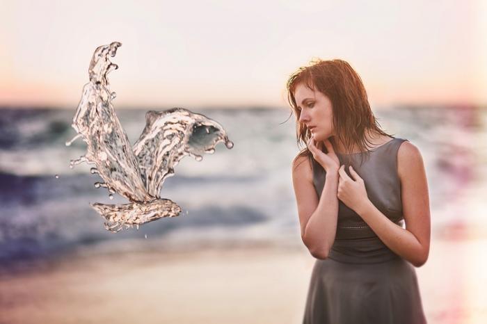 Файн-арт и подводные фотографии от Дженны Мартин