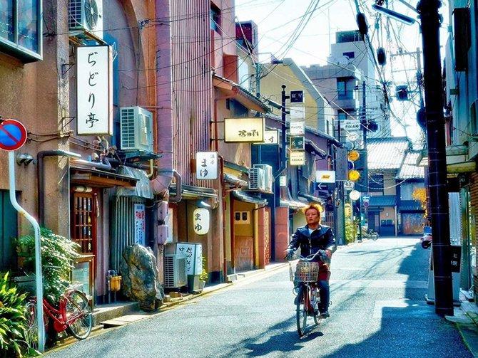 Киото выбрали лучшим городом для путешествий