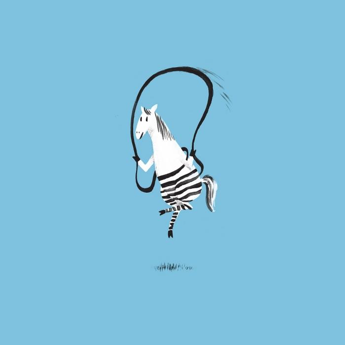 Прикольные рисунки от Брока Дэвиса