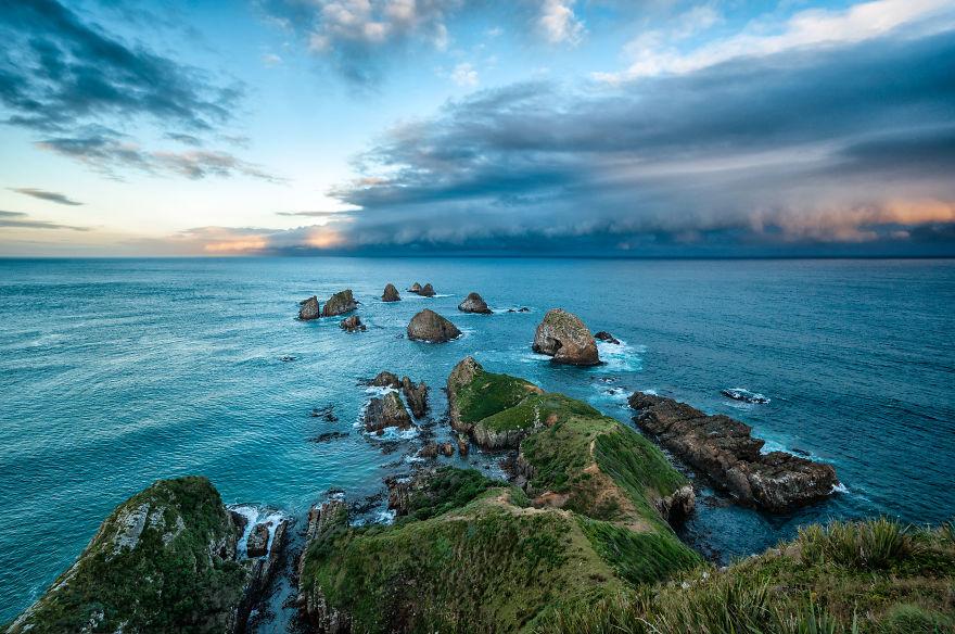 Красота пейзажей Новой Зеландии от Энтони Хариссона