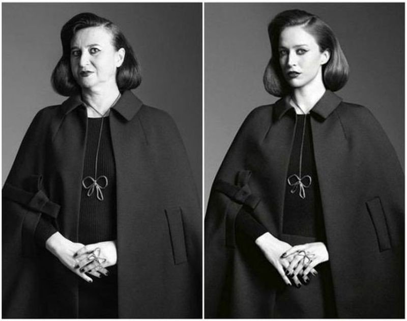 Пародии на рекламу от французской журналистки Натали Крокет