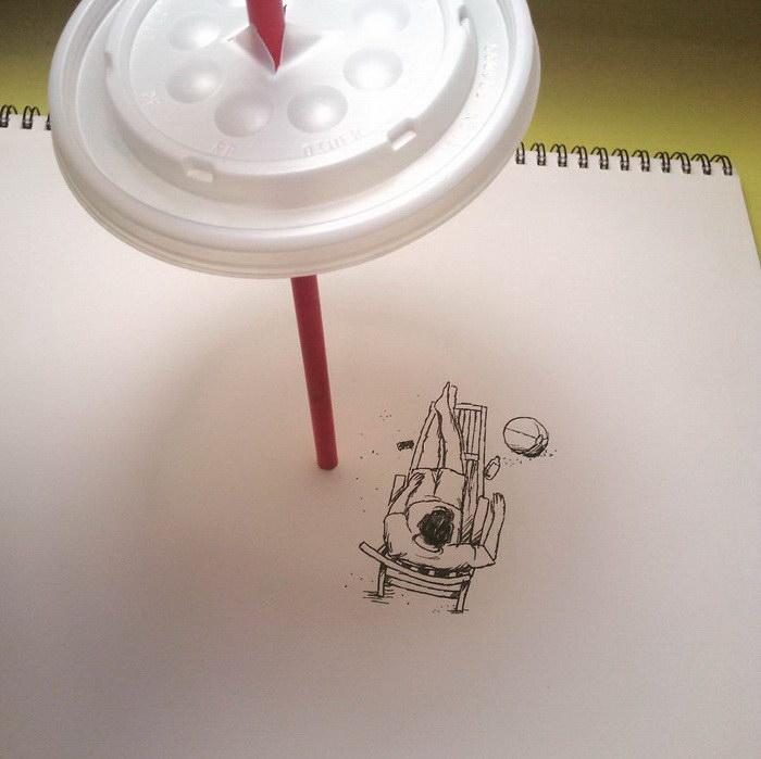 Рисунки и повседневные предметы от Mr. Kriss