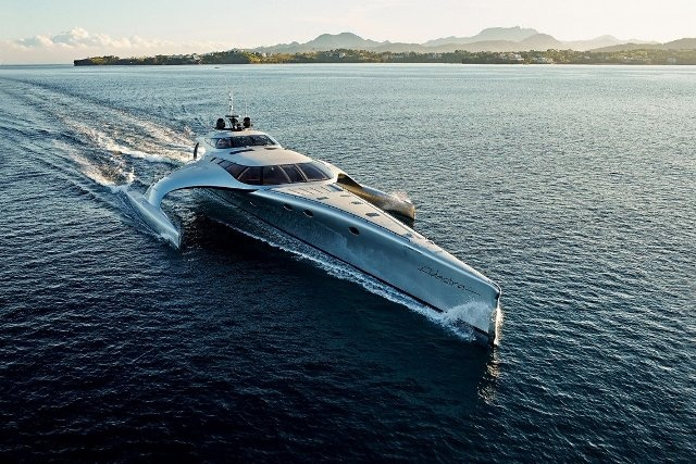 Шикарные яхты миллиардеров