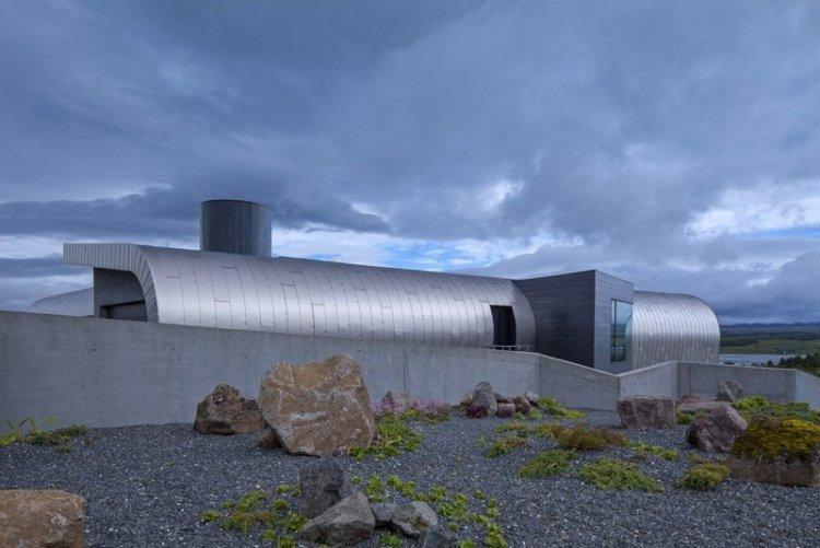 Частный дом в Исландии