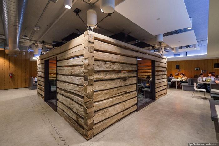 Как выглядит офис компании Twitter