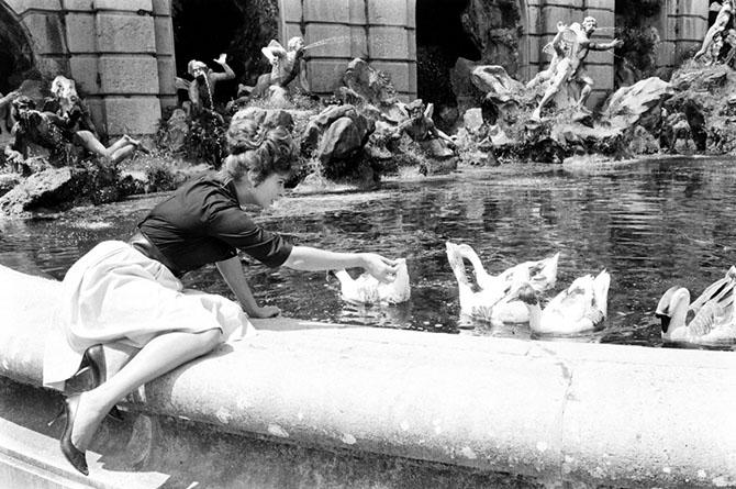 Фотографии Софи Лорен, которые не были афишированы