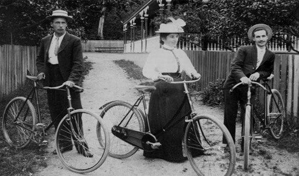 25 фактов об истории велосипеда
