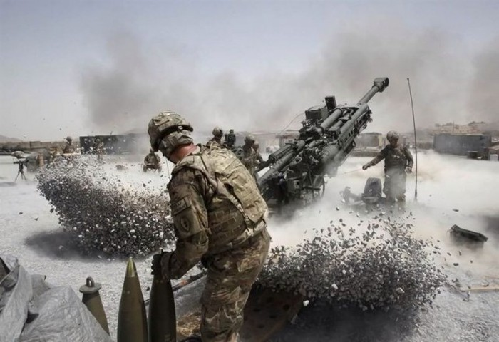 Красивые военные кадры