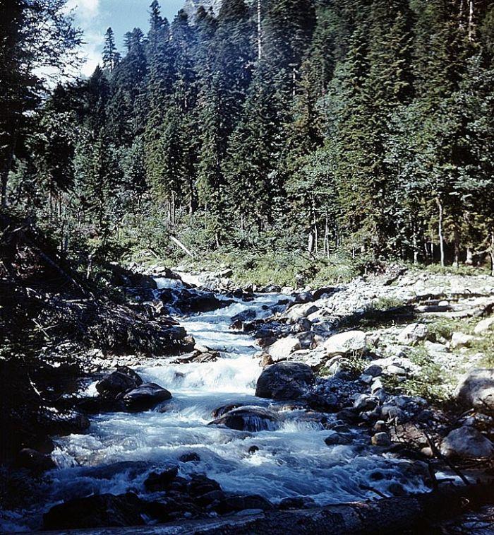 Красота и умиротворение на фотографиях гор