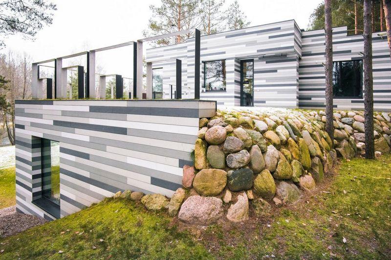 Эко-дом в Литве