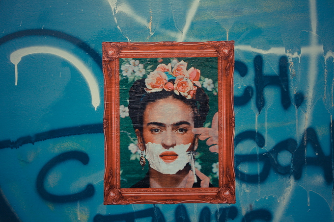 Работы чилийского уличного художника Caiozzama