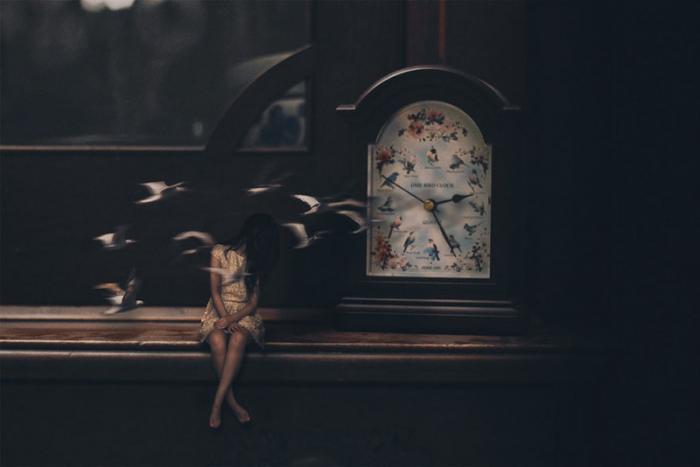 Мир грез от фотографа Омерики