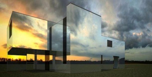 Поразительные архитектурные иллюзии со всего мира