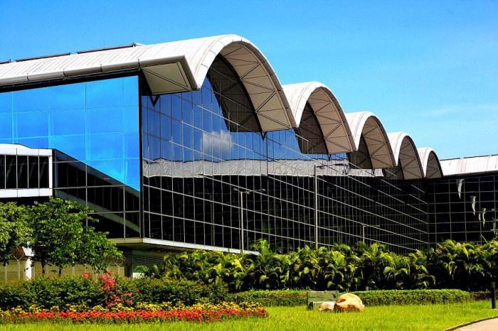 Самые современные аэропорты мира