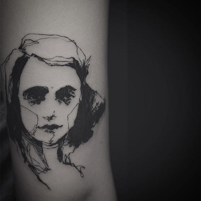 Удивительные татуировки от южнокорейского мастера