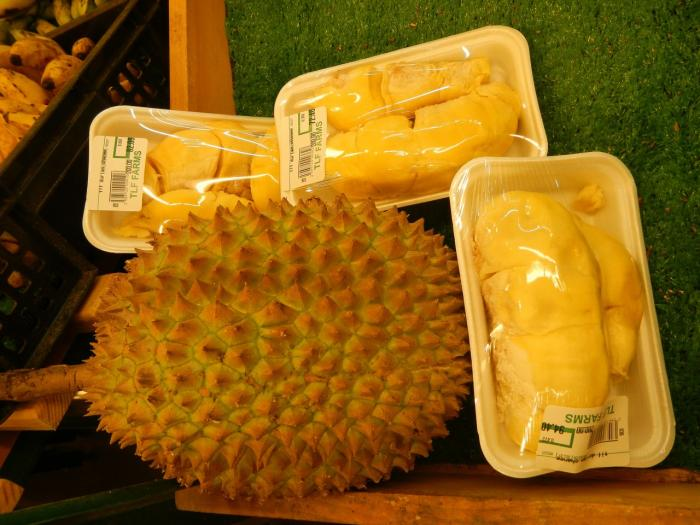 Король фруктов - Дуриан