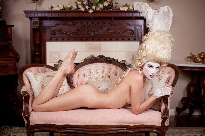 Фотографии девушек от Марка Веласкеса