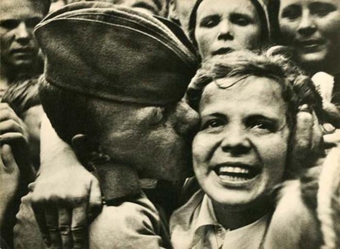 Редкие фотографии времен СССР