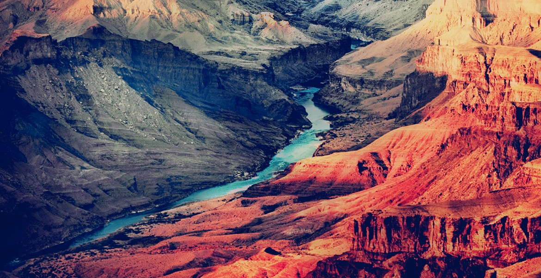 Самая красивая природа для путешествий совсем рядом