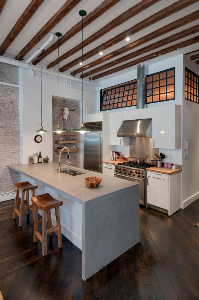 Основы применения фен-шуй в интерьере кухни