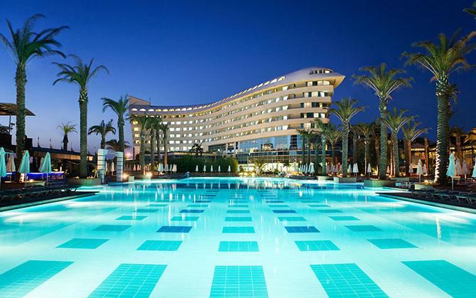Райские отели, доступные не только толстосумам