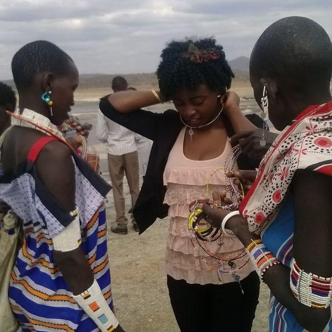 Деревня Умоджа в Кении, где живут только женщины и дети