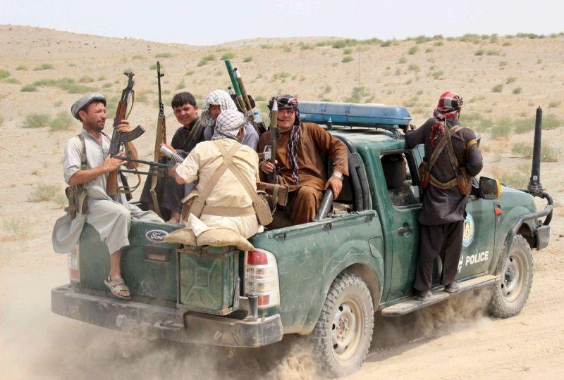 Фотографии повседневной жизни в Афганистане