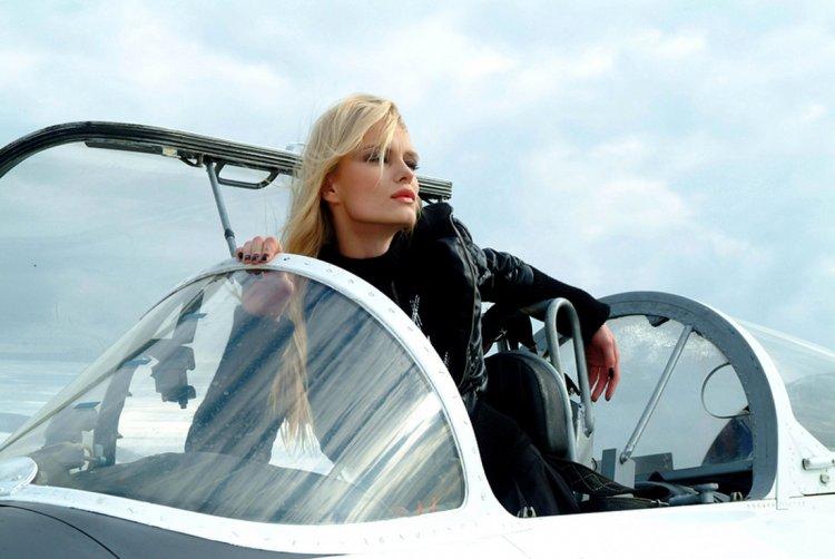Пилоты в юбках