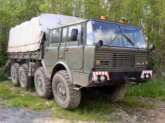 Интересные автомобили военного назначения