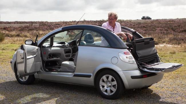 Худшие автомобили по версии Джереми Кларксона