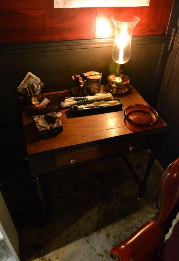 Тайная комната, чтобы побыть наедине с самим собой