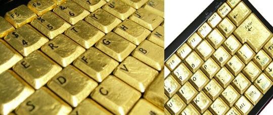 Самые дорогие компьютерные клавиатуры