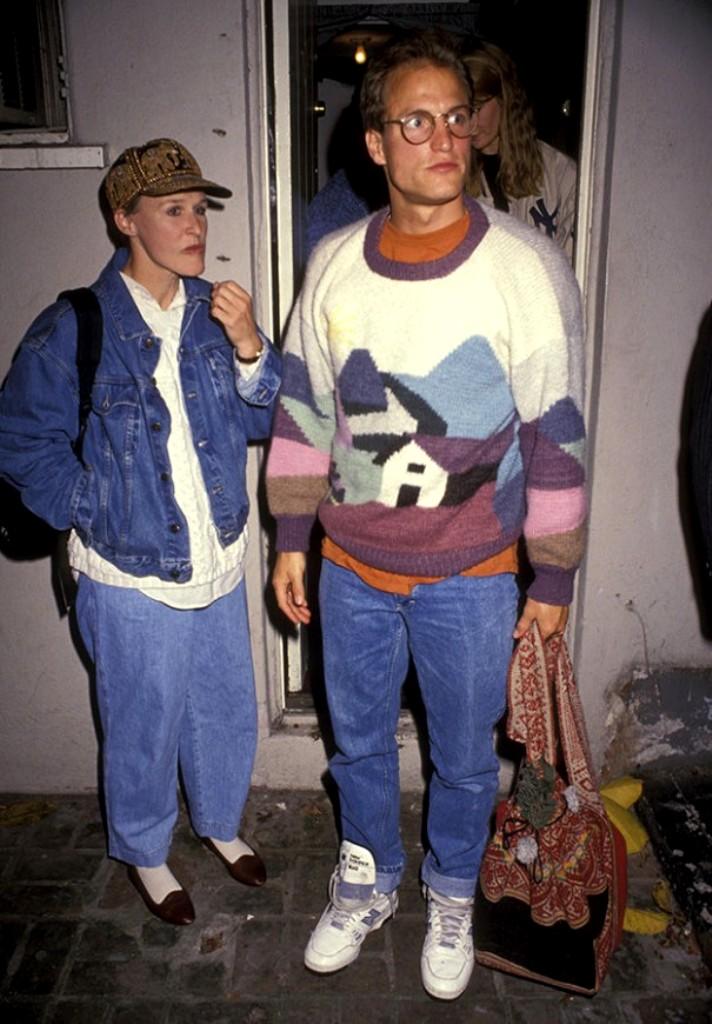 Фото знаменитостей, на начальном этапе их карьеры