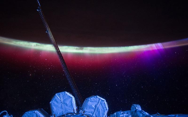 Фотографии из космоса