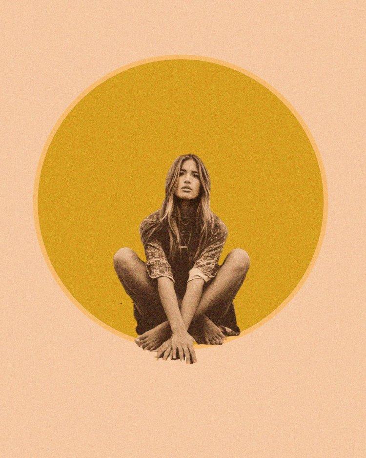 Фотографии девушек в стиле 70-х от Даны Триппе