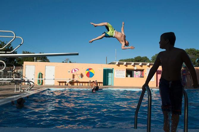 Летний отдых в воде на снимках от National Geographic
