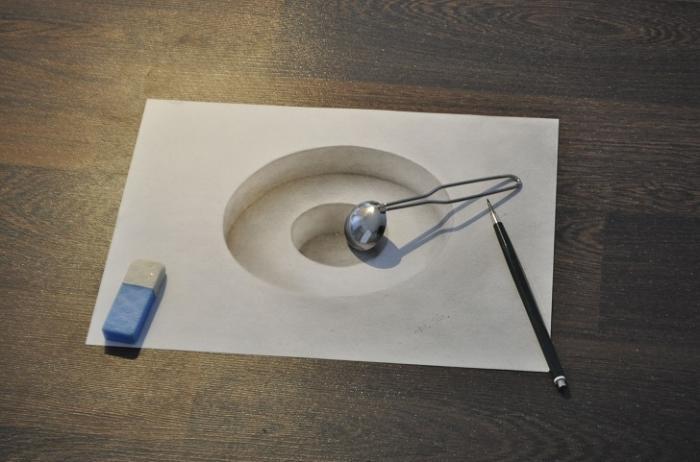 Реалистичные 3D-рисунки от Штефана Пабста