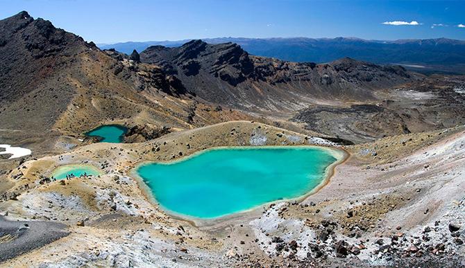 Самые красивые памятники природы, которые охраняет ЮНЕСКО