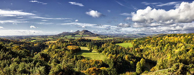 14 живописных мест в Шотландии