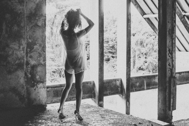 Грация и красота женского тела на фотографиях Марка Каролана