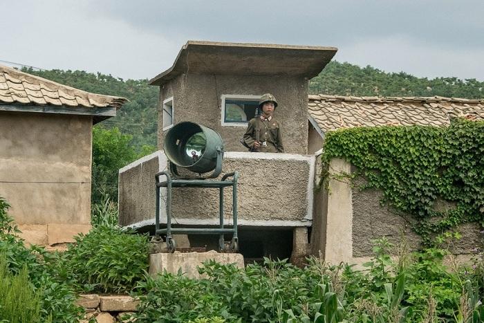 Кадры из жизни простых граждан Северной Кореи