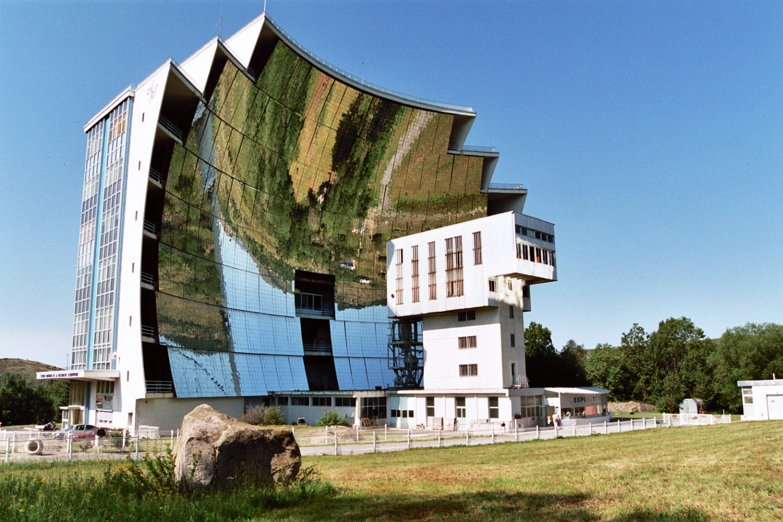 Самые захватывающие и фантастические здания мира