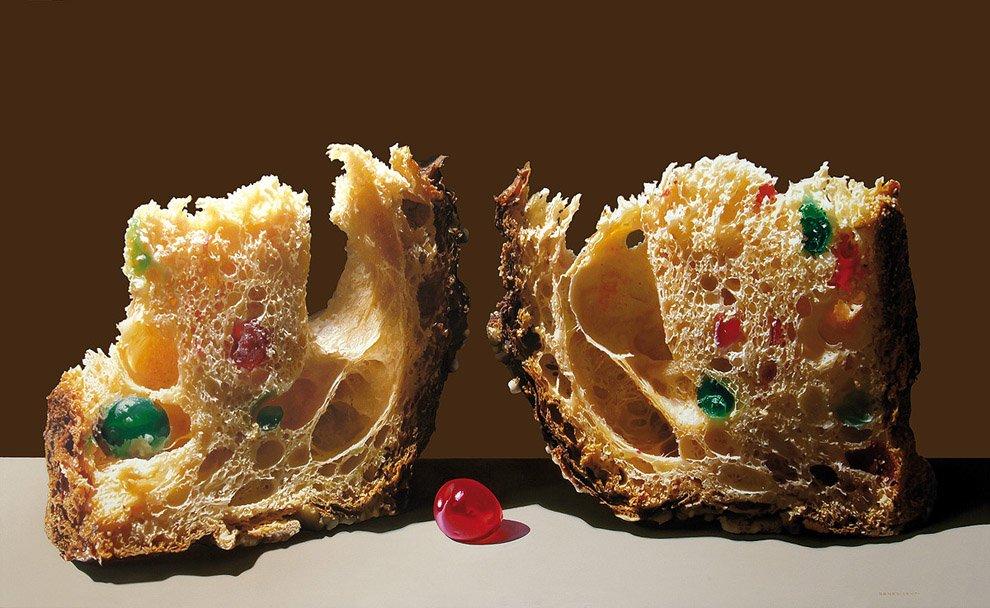 Вкусные картины от Лиуджи Бенедиченти