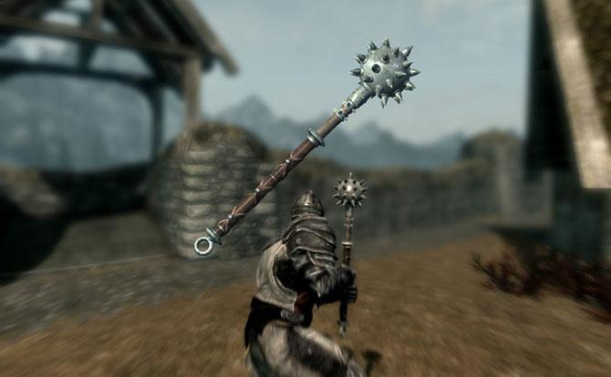 Жуткое древнее оружие