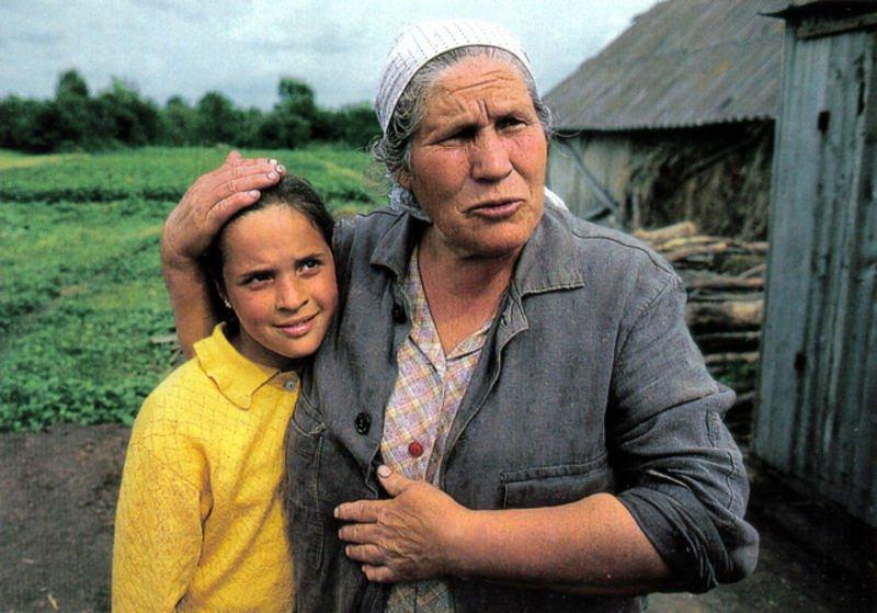 Фотографии СССР из журнала National Geographic за 1990 год