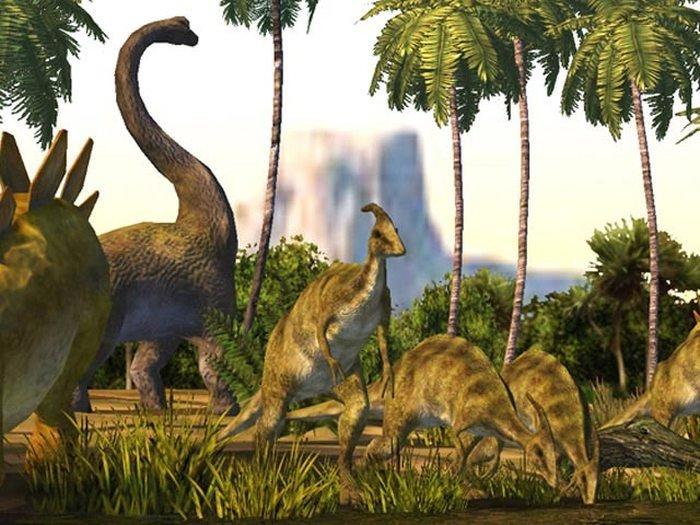 Новые любопытные факты о динозаврах