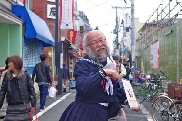 Прикольные фото из Японии